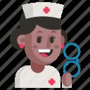 avatar, job, optician, profession, user, woman, work