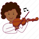 .svg, black woman, emprego, job, musician, professions, trabalho, work icon