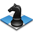 board game, chess icon