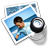 images, photos, preview icon