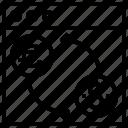 arrow, arrows, change, changing, exchange, random, shuffle icon