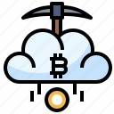 business, cash, cloud, currency, mining, money