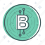 bank, banking, bitcoin, blockchain, currency, digital, money icon