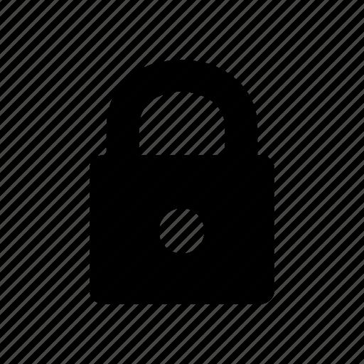 closed, lock, no access, padlock icon