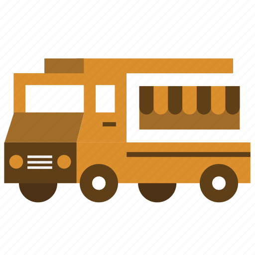Food, shop, store, street, truck icon - Download on Iconfinder