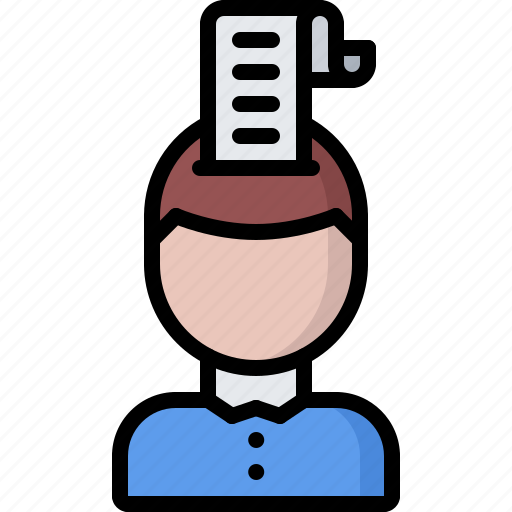 blog, blogger, content, idea, network, social, text icon