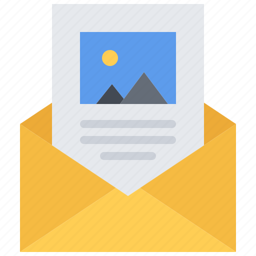 article, blog, email, network, news, newsletter, social icon