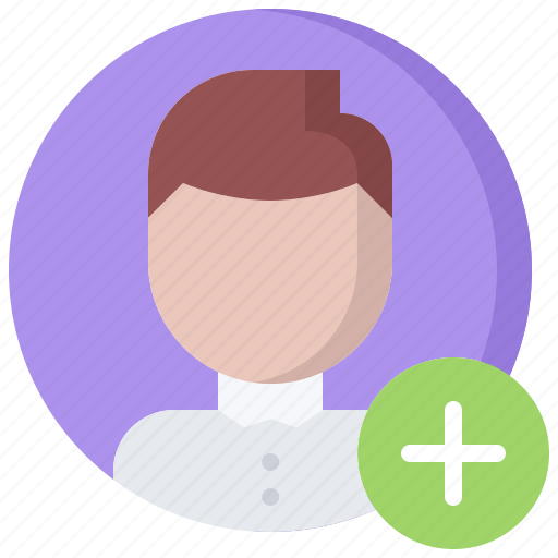 add, blog, follower, network, profile, social, user icon