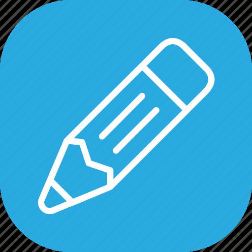 art, draw, drawing, edit, pencil, tool, write icon