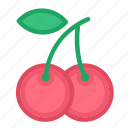 berries, berry, bloomies, casino, cherries, cherry, fruit, slots icon