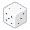 bloomies, casino, dice, gambling, game, games, luck icon