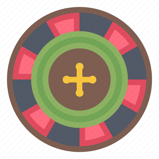 betting, bloomies, gambling, game, roulette, spin icon