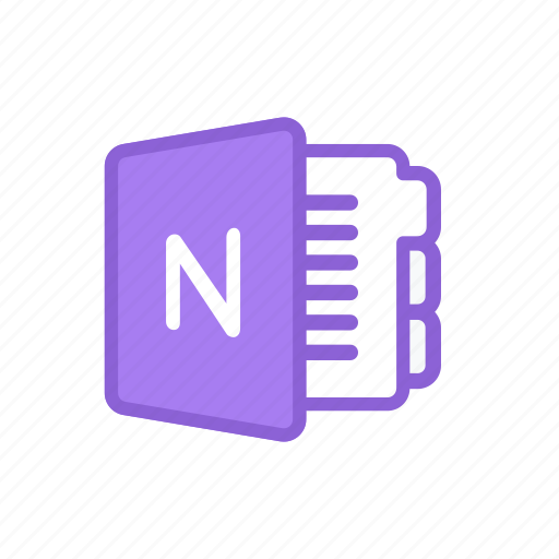 Bloomies, microsoft, notes, office, windows icon - Download on Iconfinder