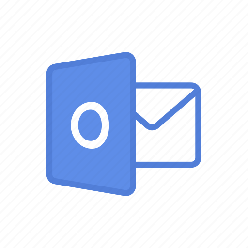 Outlook Contact Icon: Bloomies, Email, Mail, Messages, Microsoft, Microsoft