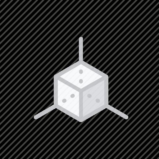 3dimension, 3dsmax, bloomies, box, cinema4d, cube, dimension, geometry, rhino, threed, xyz icon