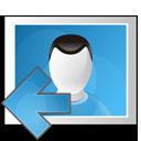 image, left icon