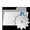 folder, settings