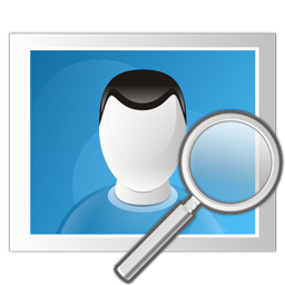image, photo, search, zoom icon