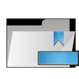 folder, minus, remove icon