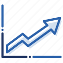 business, chart, growth, report, success