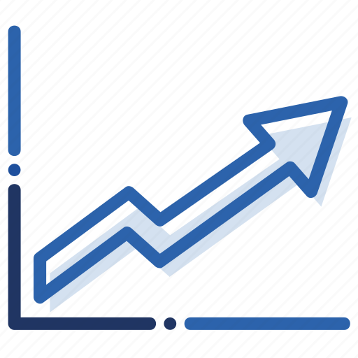 business, chart, growth, report, success icon