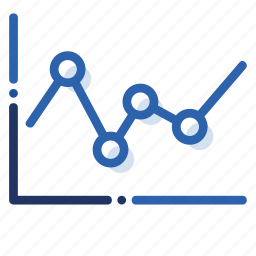 analytics, business, chart, measurement, report icon