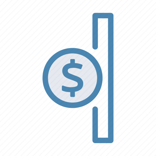 atm, coin, dollar, donation, give, money, payment icon