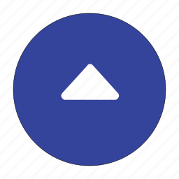 arrow, direction, eject, navigation, top, up icon