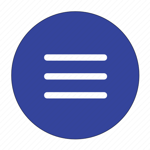 document, list, menu, page icon