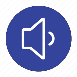 audio, control, low, media, player, sound, volume icon