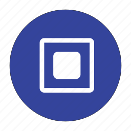 checkbox, checked, selected, square icon