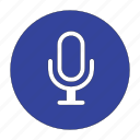 amazing, audio, listen, mike, music, player, speaker icon