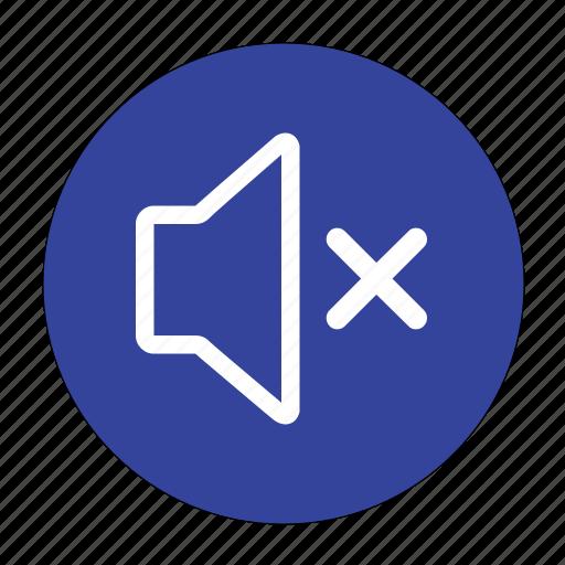 audio, control, music, mute, sound, voice, volume icon