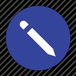draw, drawing, edit, pen, pencil, tool, writing icon