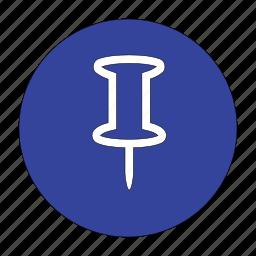amazing, marker, pin, pointer, popular icon
