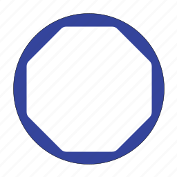 amazing, circle, circular, popular, shape, star icon