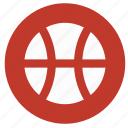 ball, basketball, collective, game, play icon