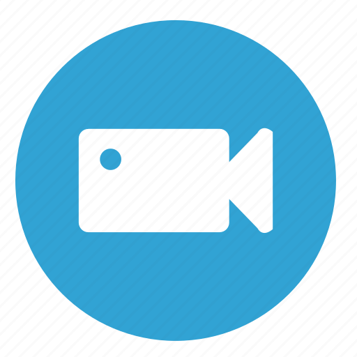 cam, camera, film, video icon