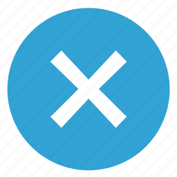 cancel, close, delete, element, navigation, ui icon