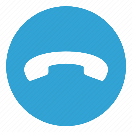 close, connect, dial, end, phone icon