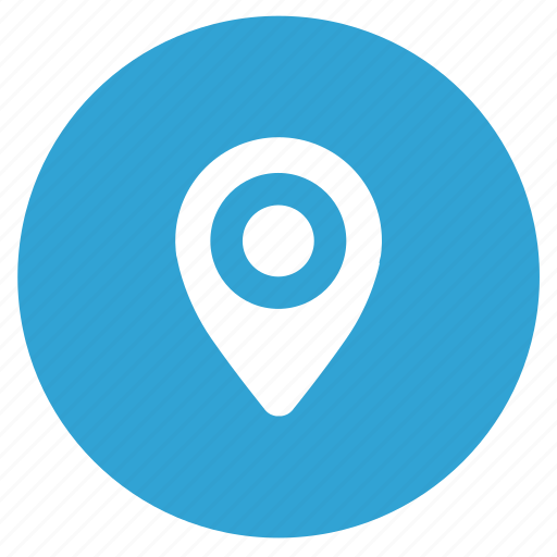 geo, location, place, pointer, position icon