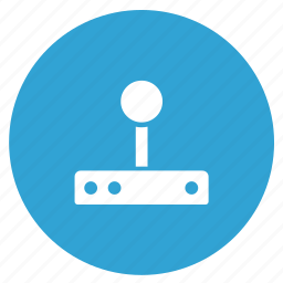 control, game, hand, joystick icon