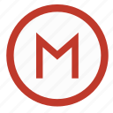 label, metro, metropoliten, sign, transport icon