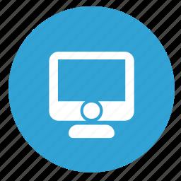 display, monitor, pc, screen icon