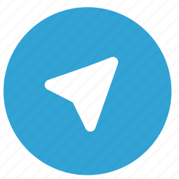 app, gps, location, navigation, pointer icon