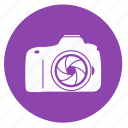 camera, digital, photo, shot icon