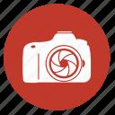 camera, digital, photo, shot icon