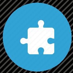 enjoy, game, piece, puzzle icon