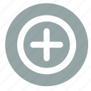 add, calculator, function, plus icon
