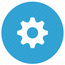 configurate, gears, options, settings icon